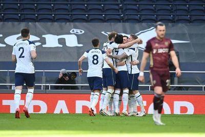 El Tottenham goleó al Leeds de Marcelo Bielsa