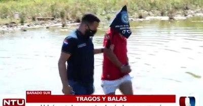 La Nación / Durante ronda de tragos, mató a su amigo a balazos