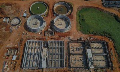 Obras de saneamiento para saldar deuda histórica con millones de paraguayos