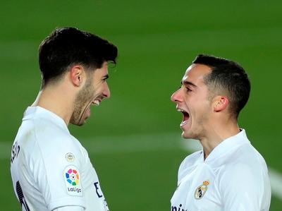 Real Madrid empieza el año como puntero de La Liga