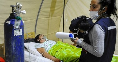 La Nación / Unidades de terapia intensiva, al límite ante rebrote de COVID-19 en ciudad boliviana