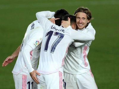 Real Madrid frena la gran racha del Celta