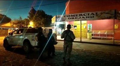 Comerciante es asesinado a tiros en Pedro Juan Caballero