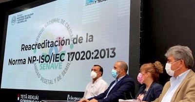 La Nación / Apoyo a proyectos y acreditación a Senave