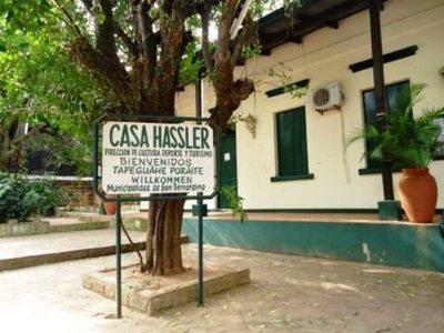 Casa Hassler presentará expresiones artísticas