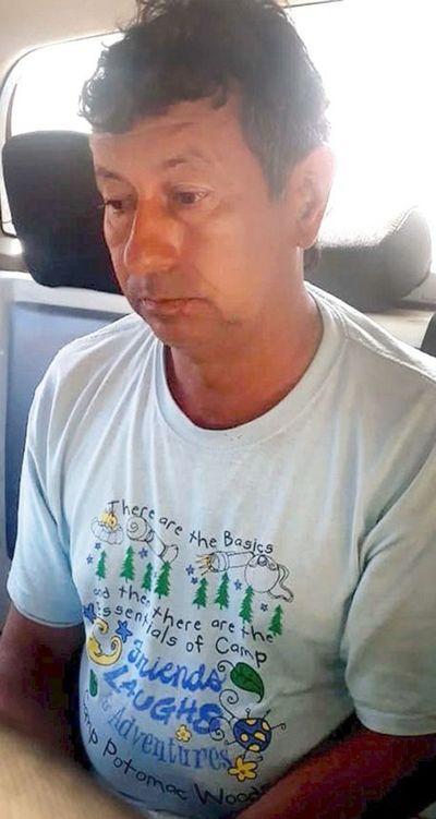 Mecánico mata de un balazo a su hijastro