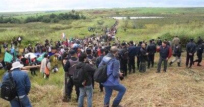 La Nación / Fuerte rechazo a la desafectación de Marina Cué a favor del Indert