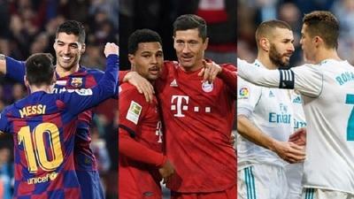 Las mejores 10 duplas goleadoras en la historia del fútbol
