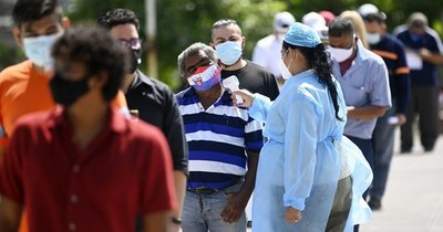 La Nación / Primer fin de semana de 2021 con nuevas restricciones en el mundo por el virus