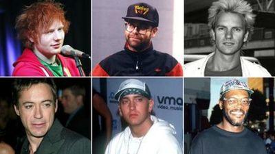 Los crudos relatos de las estrellas del cine y la música que superaron su adicción a las drogas
