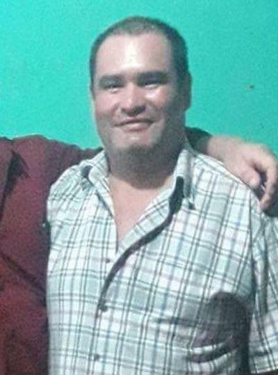 Arlindo Icassati es la primera víctima de sicariato del año en Pedro Juan Caballero