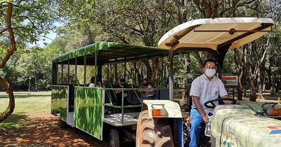 La Nación / Complejo turístico Itaipú recibió a 295 mil visitantes en 2020