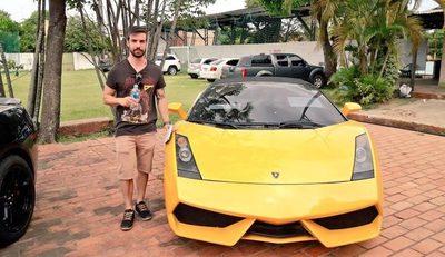 """¿Cucho le dio la plata para comprar el Lamborghini? Suspicacias que  azotan al """"tacaño"""" Ruan (Video)"""