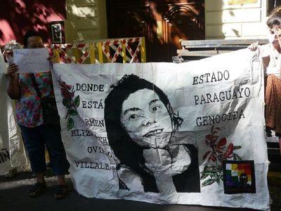 Familiares exigen aparición de la hija de Carmen Villalba