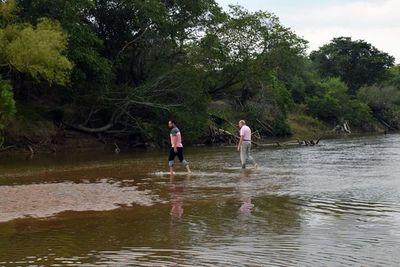 Arroceros ponen en peligro el río Tebicuary, denuncian