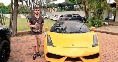 La Nación / Nuevo dueño de Lamborghini de Cucho quiere estrenar vehículo con periodista