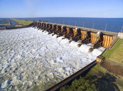 Informe de producción anual de la Central Hidroeléctrica Yacyretá