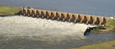 La Central Hidroeléctrica Yacyretá tuvo una producción enérgica de 15.039.934 MWh en el 2020
