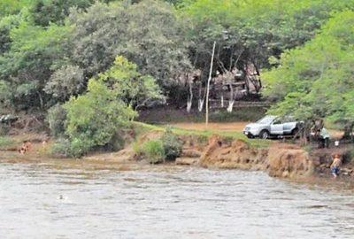 Encuentran cuerpo sin vida a orillas del río Monday