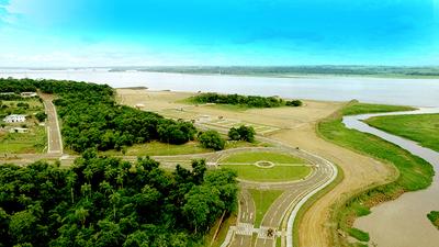 Salto del Guairá cuenta con Costanera, Ciclovía y Playa.