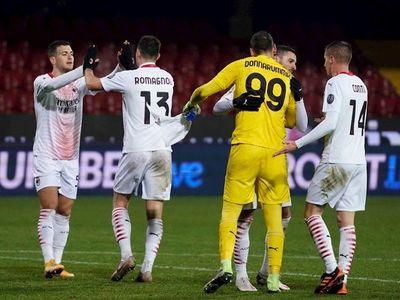 El Milan recupera el liderato