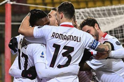 Milan  recupera el liderato