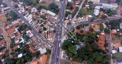 La Nación / El 82% de las afectaciones en obras de Tres Bocas fue liberado