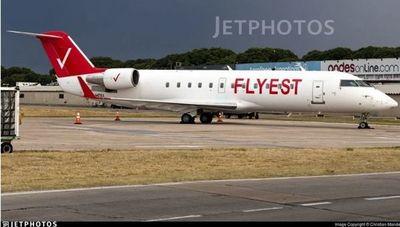 Paranair recibe nuevo Bombardier CRJ-200 (con 50 plazas)