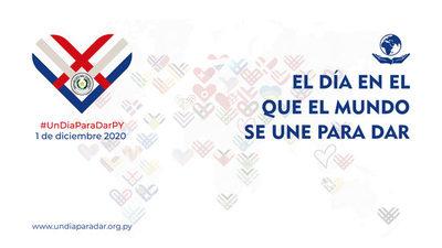 """Hoy se celebra """"Un Día Para Dar"""" el movimiento solidario más grande del mundo"""