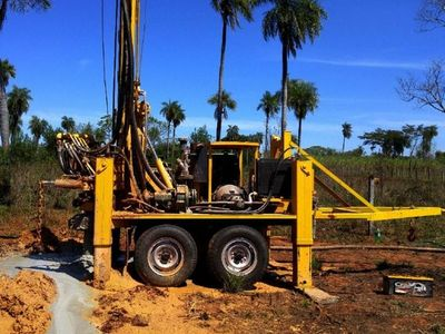 Tras reclamos,  cavan pozos en Caacupé