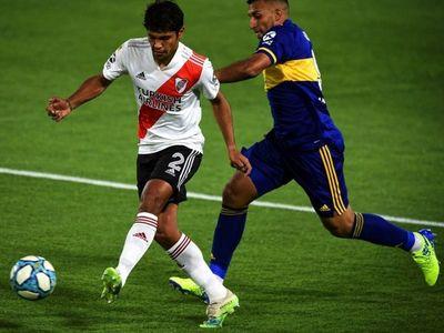 Emotivo empate en  clásico argentino tuvo a Rojas