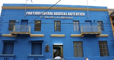 La Nación / Crisis en el PLRA va camino a la división para crear nuevos partidos