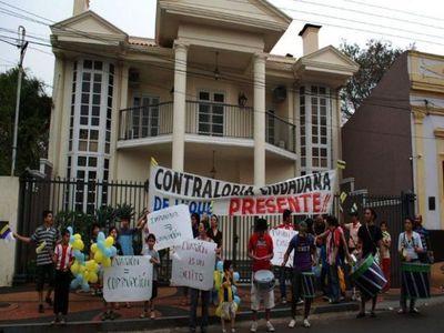 Harán vigilia y escrache a jueces en el nuevo juicio a González Daher
