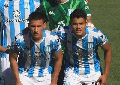 HOY / Otro doblete paraguayo en Racing