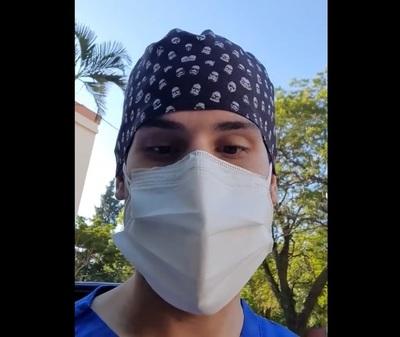 """Médicos descontratado por el IPS: """"nos sacaron el derecho a concursar"""" · Radio Monumental 1080 AM"""