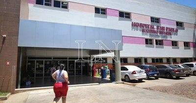 La Nación / Mujer falleció por COVID-19 luego de dar a luz en el Hospital San Pablo
