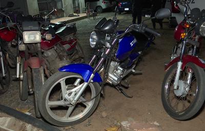 Víctima de robo recupera su motocicleta