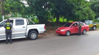 Patrulla Caminera reportó tránsito 'incesante' durante Operativo Retorno