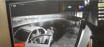 Con machetillo en mano delincuente intentó robar a taxista