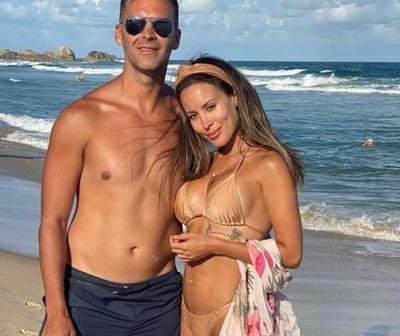 Patty Orué de vacaciones en Brasil