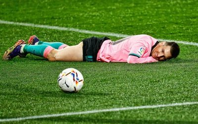 L'Équipe dejó fuera a Messi del equipo ideal del 2020