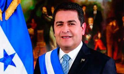 Presidente de Honduras asegura que dejará el poder tras 2021