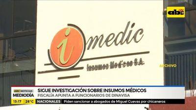 Imputadas del caso Imedic plantean donar 50 camas de UTI para no ir a juicio oral