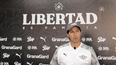 Garnero asumió en Libertad y apunta alto