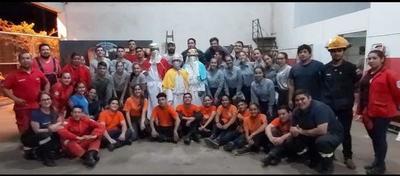 Bomberos no realizaran maratón por día de Reyes Magos – Prensa 5