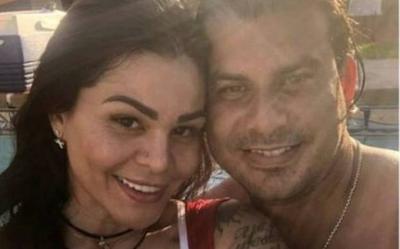 HOY / Muy juntos y mojados: Gloria Jara y Walter Fretes encienden rumores de tórrido romance
