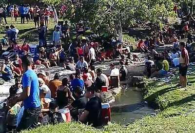 Dueños de balnearios serán imputados por violación de decreto presidencial