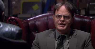 Revelan escena inédita de 'The Office' con broma inspirada en 'The Matrix'
