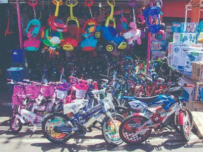 ¡Hendy con los Reyes! Bicis empiezan a escasear en el país