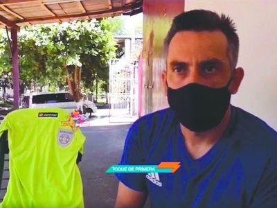 "Paul Benítez: ""Ecobrána chéve peteĩ penal, me dijo Tacuara"""